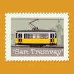 sari-tramvay